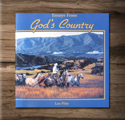 Lee Pitts - A God's Country
